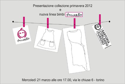 presentazione collezione primavera 2012 e Furiosetto_2