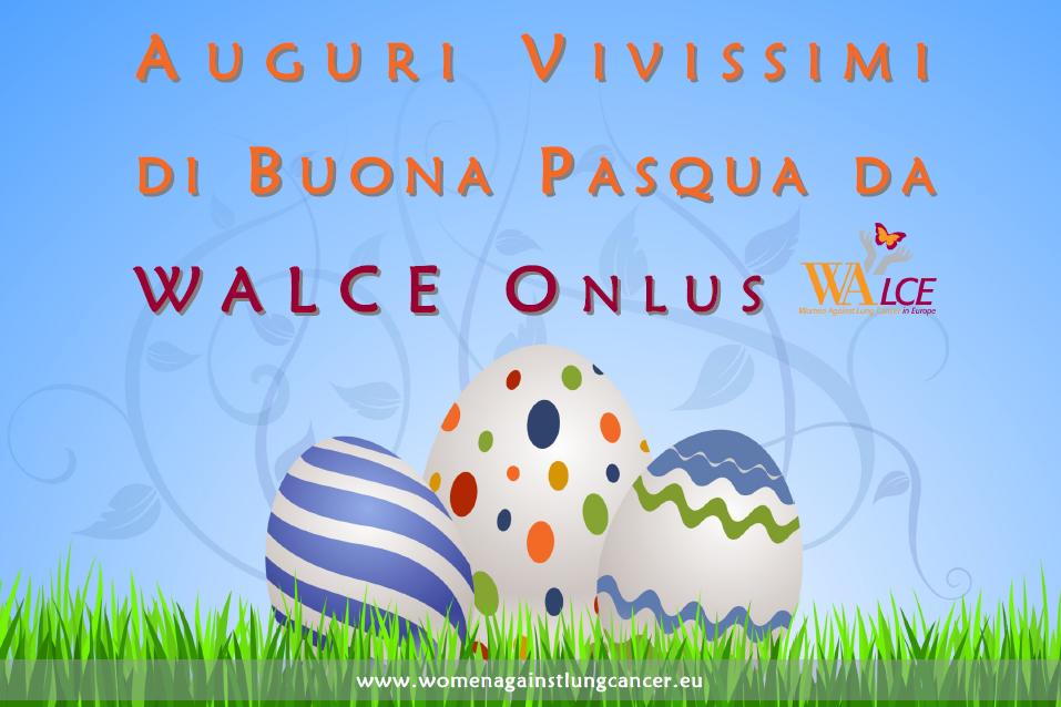 Buona Pasqua da WALCE