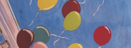 (Italiano) Dove volano i palloncini